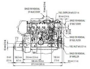 Yanmar Fuel System Yanmar 4jh5e Offshore Marine