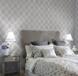 wallpaper on bedroom walls master bedroom accent wall wallpaper for the home