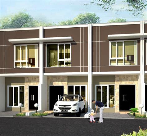 desain rumah 4 kamar luas 330 m2 jasa arsitek jakarta gambar desain rumah lebar 3 meter lantai kamar tidur jasa