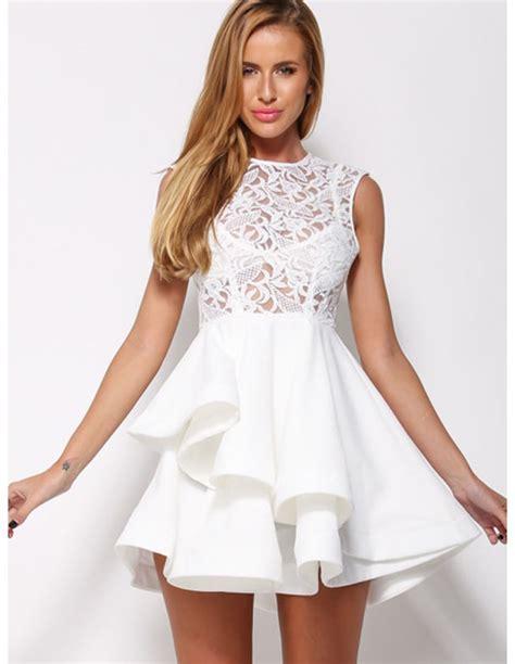 comprar vestidos de fiesta cortos vestidos de fiesta blanco cortos