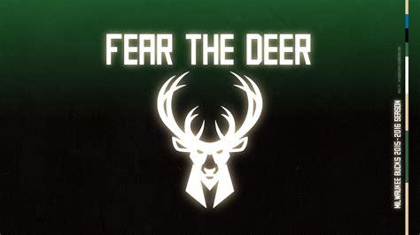 milwaukee bucks fan pack fear the deer by wygrubaszony on deviantart