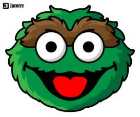 jacorre 187 oscar the grouch