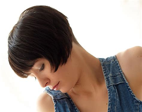 bob haircuts cut short into the neck hairxstatic angled bobs gallery 6 of 8