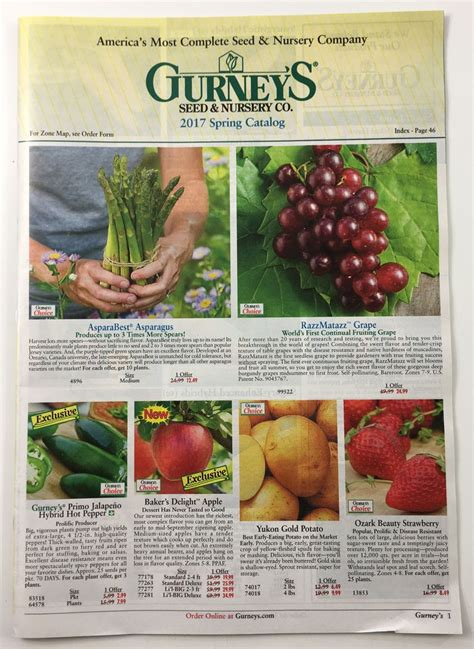 Garden Plants Catalogs by Get Free Seed Catalogs And Plant Catalogs