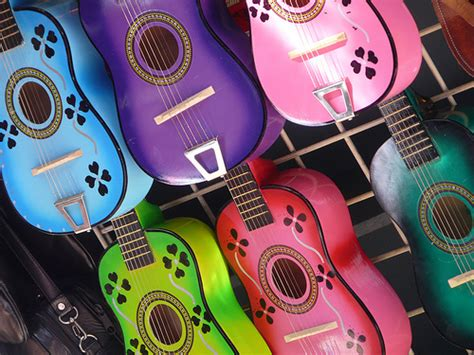 colorful guitar wallpaper colorful guitars flickr photo sharing