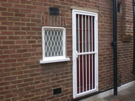 door window bars grates grilles gallery advanced