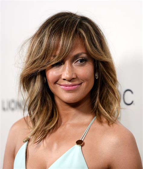 how long is jennifer degaldos hair 25 best ideas about jennifer lopez short hair on
