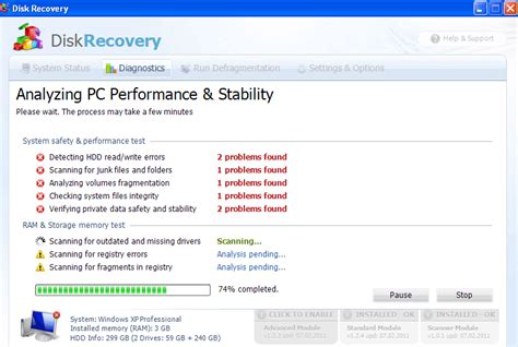 Disk Recovery disk recovery