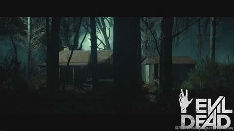Evil Dead Cabin by Evil Dead Wallpapers Wallpaper Cave