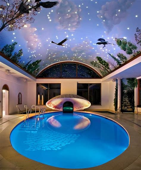 cool indoor pools interior architecture cool indoor swimming pool roof