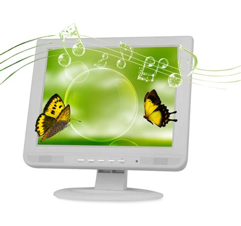 Tv Lcd Votre 15 Inch white 15 inch lcd tv monitor special use tv buy tv monitor lcd tv monitor 15inch lcd tv