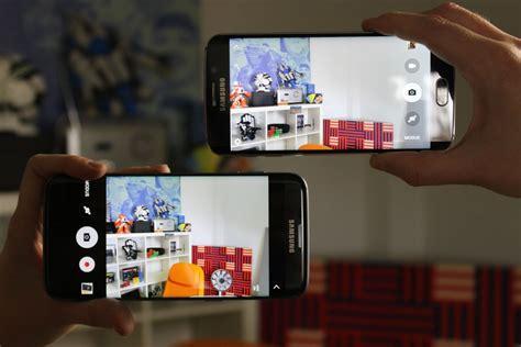 Kamera Edge samsung galaxy s7 edge kamera vergleich mit galaxy s6