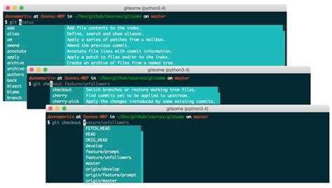 Git Plumbing Commands by Supercharged Git Shell Autocompleter With Github