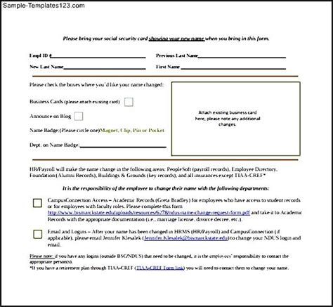 payroll change form template free hr payroll change form sle templates sle templates