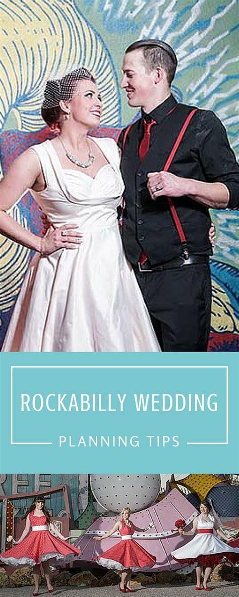 Vintage Wedding Hair Las Vegas by 25 Best Ideas About Rockabilly Wedding On