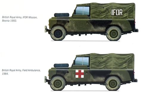 Building Plans For Metal Garage italeri land rover 109 lwb british royal army 1 35 scale