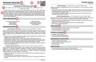 10 modern resume font 2016 recentresumes