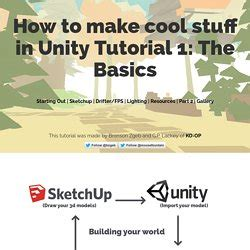 unity tutorial written unity3d pearltrees