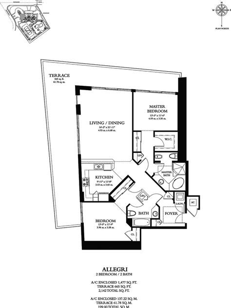 1000 venetian way floor plans grand venetian miami on the bay