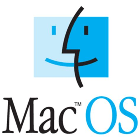 eps format mac mac os logo vector logo of mac os brand free download
