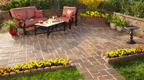 How To Do A Paver Patio Patio Patterns Ideas Paver Patio And Walkway Patio Block Walkway Interior Designs Artflyz