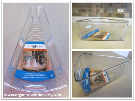 How To Childproof A Lazy Susan Cabinet by Organize With Beverly Llc Professional Organizer