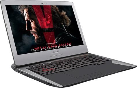 Notebook Asus Rog G752vs G Sync asus g752vs gaming laptop review