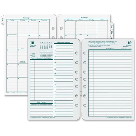franklin covey planner templates franklin covey classic planner refill fdp35419