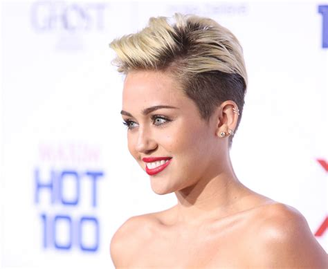 Download image miley cyrus with short hair pc android iphone and