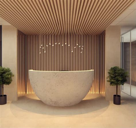 design reception desk 33 reception desks featuring interesting and intriguing