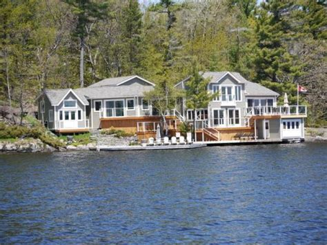 Muskoka Ontario Vacation Rental House Canada Halcyon Muskoka Cottages Rentals