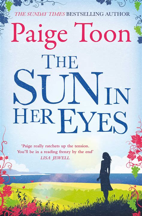 paige toon the sun in her eyes ebook by paige toon official