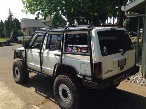 Jeep Xj Cage 76 Best Images About Jeep Mj Xj Comanche On