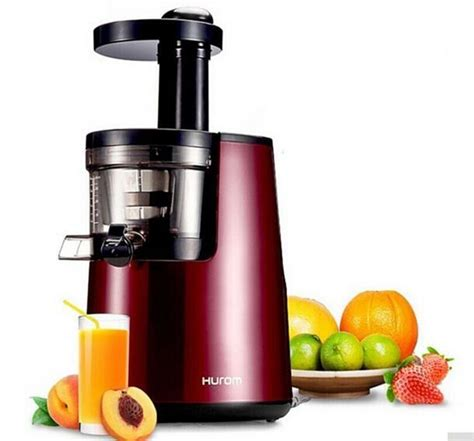 Juicer Made For Korea hu 600wn fruits vegetable low speed juice extractor 100