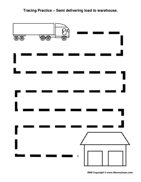 printable tracing vertical lines 15 best images of horizontal tracing lines worksheets