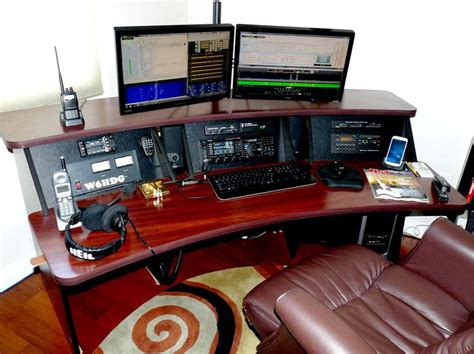 9 best images about ham radio desk ideas on pinterest
