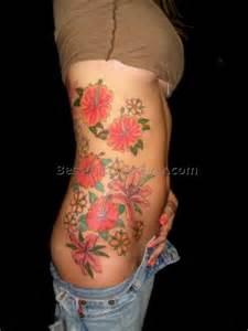 hawaiian island tattoos exotic flower tattoos best tattoos ever