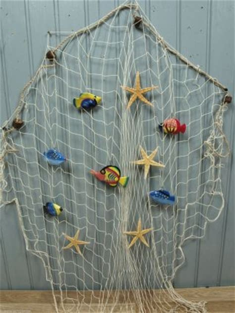 fischernetz deko nautika maritimes maritime dekoration antiquit 228 ten