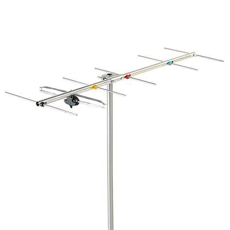 antena tv antena yagi antenna tv yagi vhf 6 elementi banda larga 3 fracarro