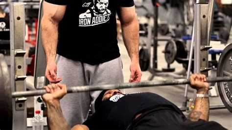 ct fletcher bench beast motivation ct fletcher 400 reps 225 lbs to