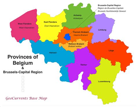 belgium map pin mapa belgie on