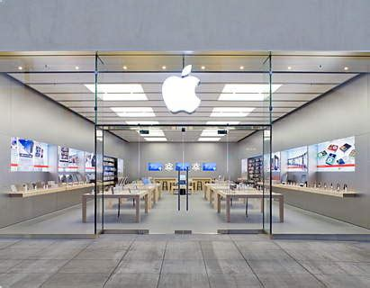 retail layout principles apple store tag archdaily