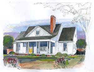 southern living floorplans magnolia cottage southern living house plans