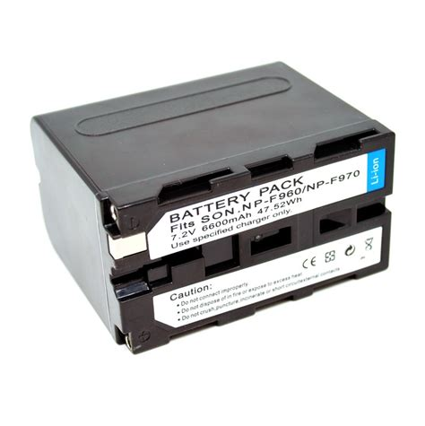 Baterai Sony Np F970 By Cheap4u replacement battery for sony np f970 ap pba01 black