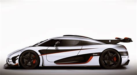 Fastest Car Koenigsegg Koenigsegg One 1 Will Be The Fastest Car In The World