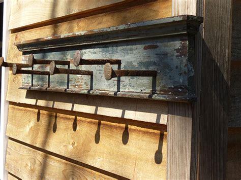 Railroad Spike Coat Rack by Typical Railroad Spike Railroad Spike Knife Bottle
