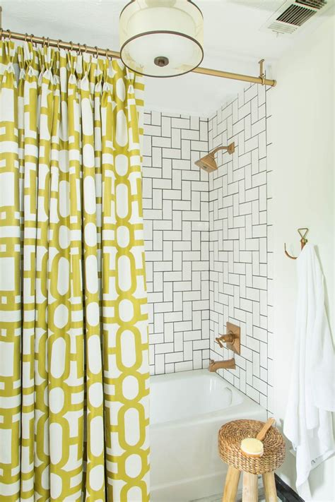patterned yellow curtains 25 best ideas about charcoal bathroom on pinterest