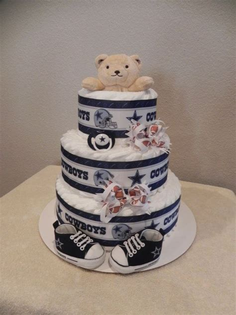 Dallas Cowboys Baby Shower Cake by 25 Best Ideas About Cowboy Cakes On
