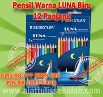 Pensil Warna Junior 12 Warna Panjang pensil warna