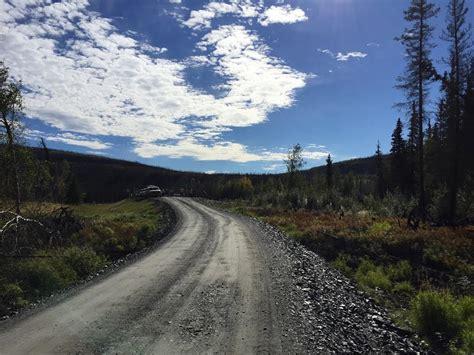 To Road tanana road opens alaska media